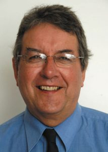 National Park Authority Member Cllr Michael Williams