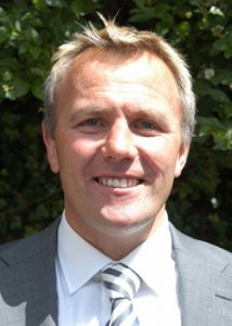 National Park Authority Member Cllr Mike Evans