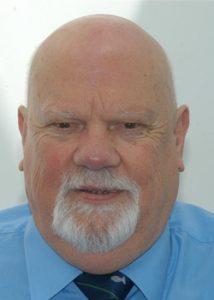 National Park Authority Member Cyng. Reg Owens