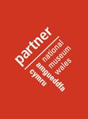 Amgueddfa Cymru National Museum Wales logo