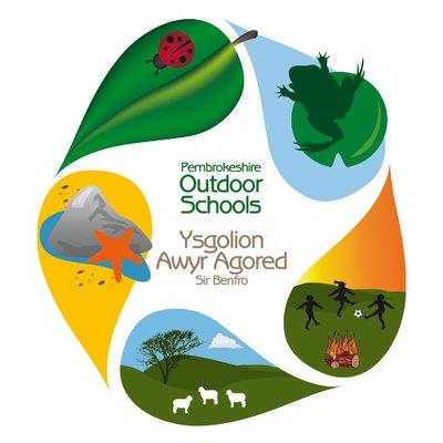 Pembrokeshire Outdoor Schools logo