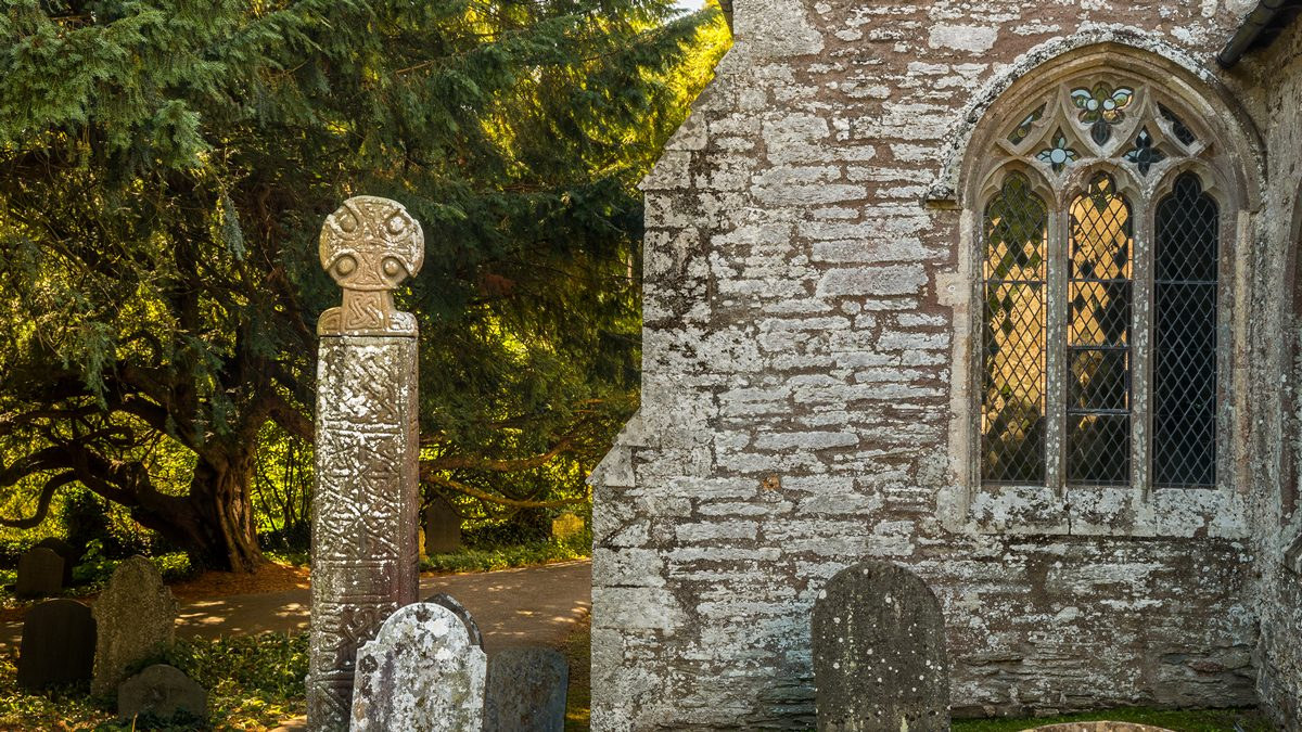 Nevern Churchyard