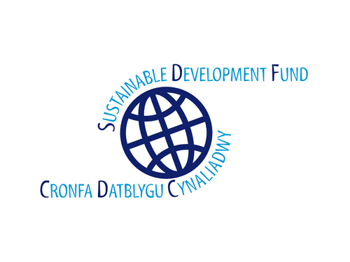 Sustainable Development Fund SDF logo