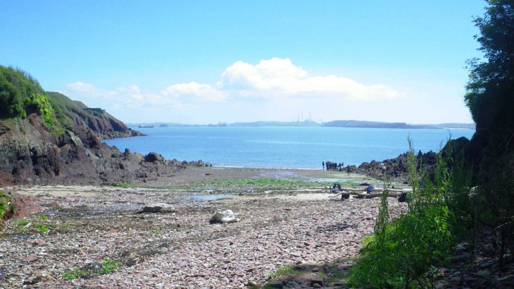 Castlebeach Bay, Dale