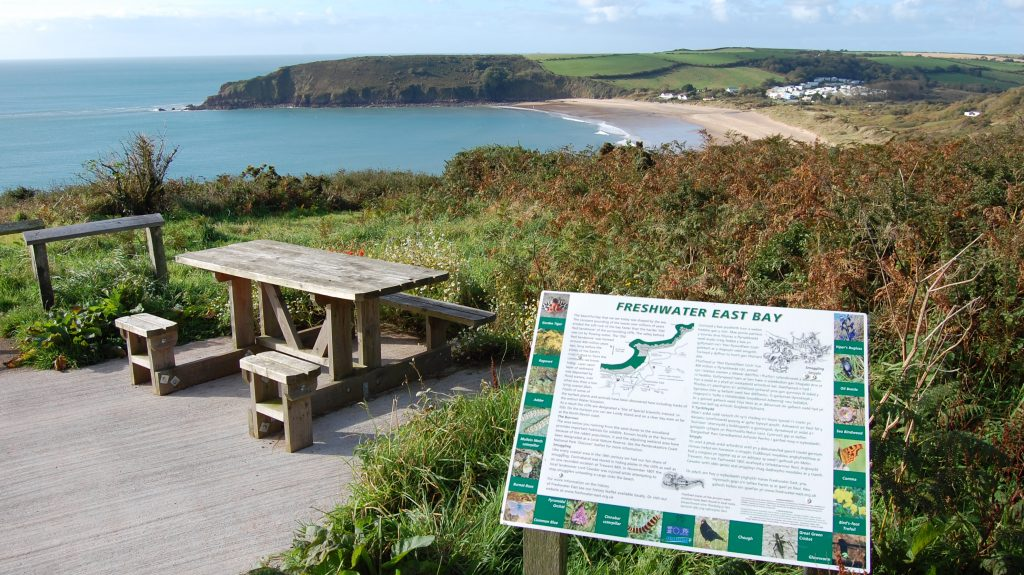 Freshwater East Viewpoint