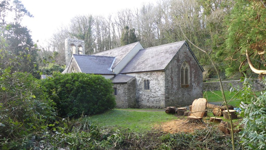 St Ishmaels Church, Monk Haven