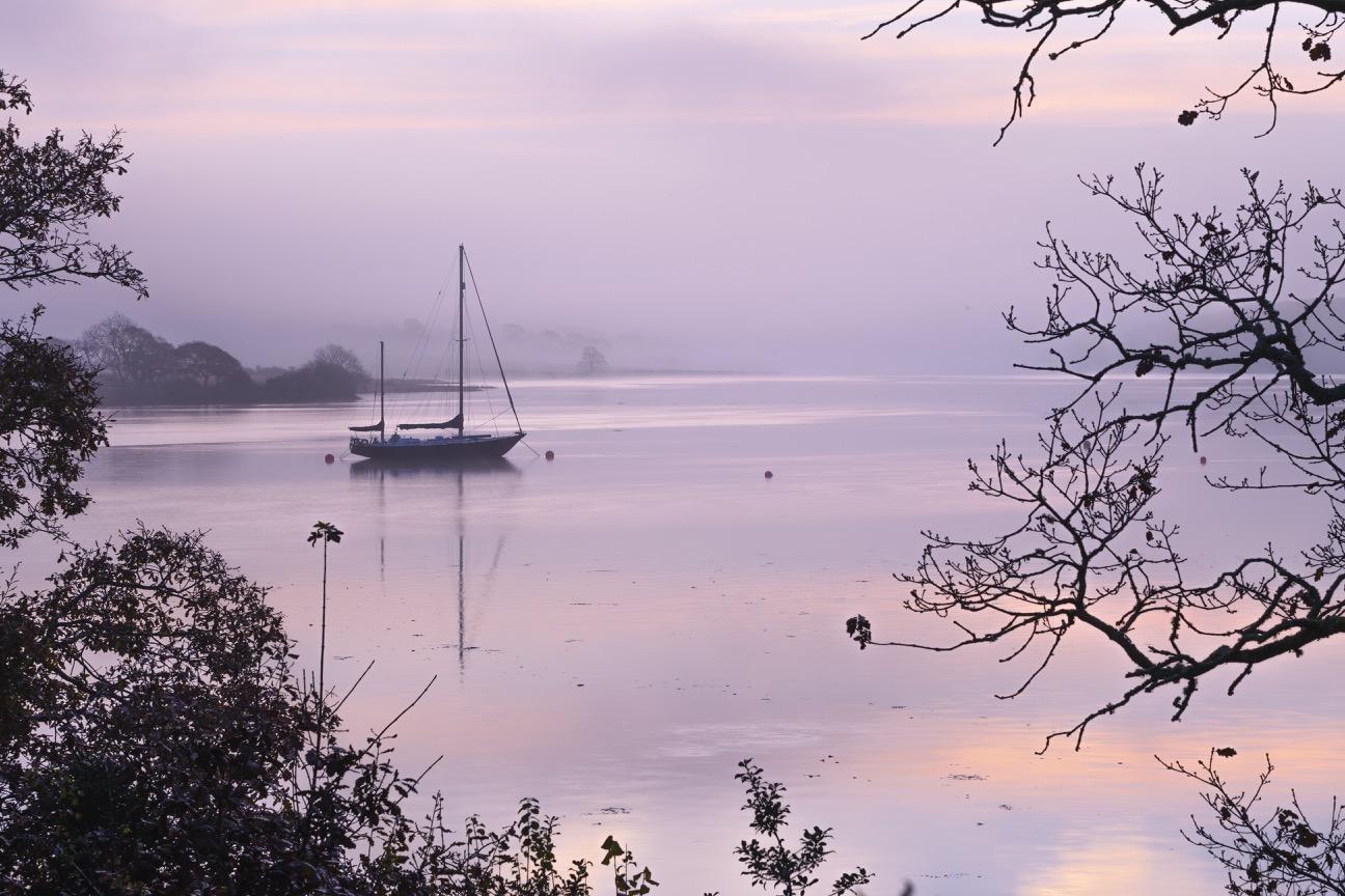 Llangwm, Daugleddau Estuary