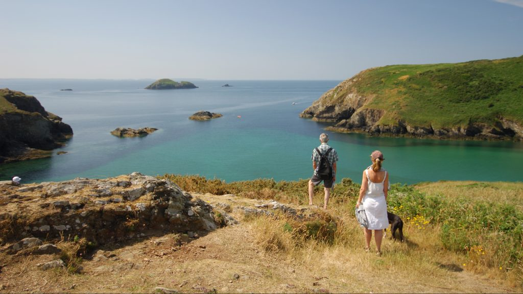 The Gribyn, Solva
