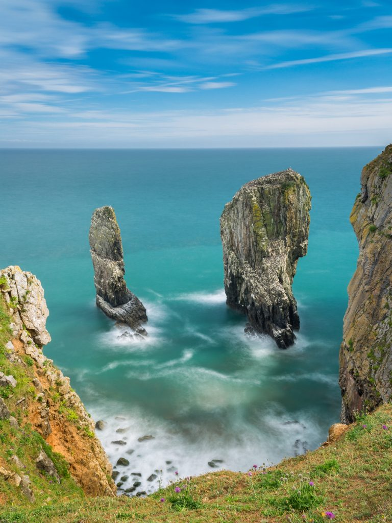 Stack Rocks (Elegug Stacks)