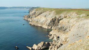 Penally Cliffs