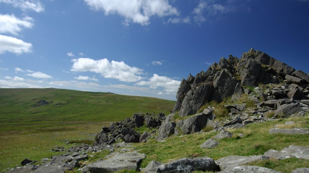 Carn Menyn also known as Carn Meini, Preseli Hills