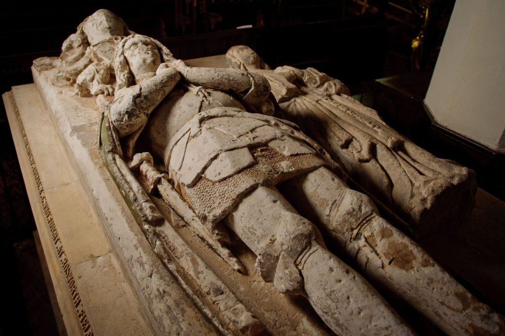 Tomb of Rhys ap Thomas, Carmarthen
