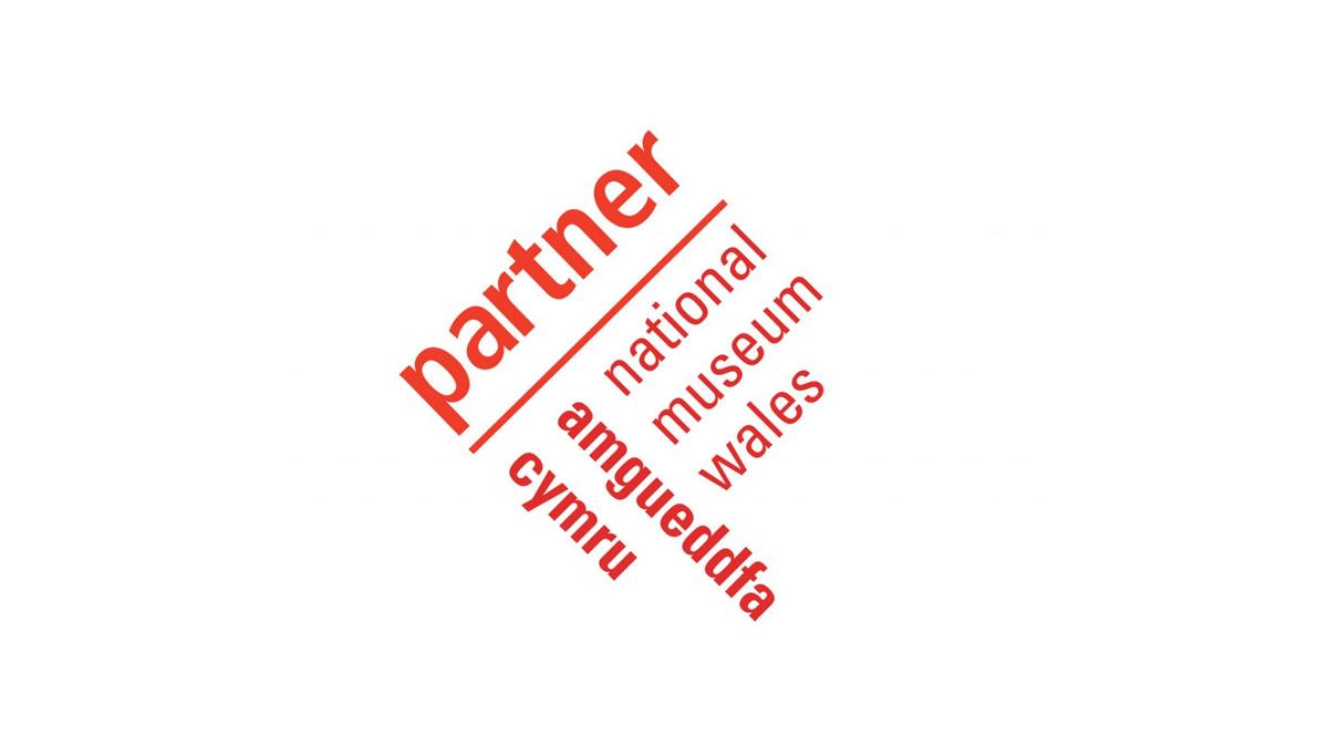 Amgueddfa Cymru-National Museum Wales Partner Logo