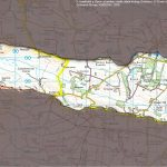 Map of Castlemartin Corse Catchment