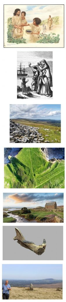 Images associated with some of the Archaeology Day 2020 talks