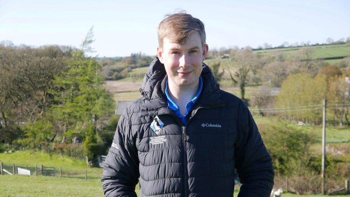 Arwel Evans, Farm Liaison Officer